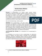 Nanotecnología y Medicina