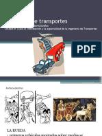 TTU 01 02 -2017.1 La Ingenieria de Transporte