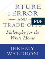 (Book) - Torture, Terror, And Trade-Offs Philosophy for the White House, Waldron, Oxford, 2010