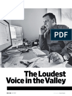 The Loudest Voice in the Valley - Wired Article About Mike Arrington of TechCrunch, Mentions Scribd