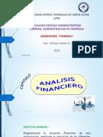 Capítulo 3 Análisis Financiero