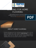 Looking for Home Flooring