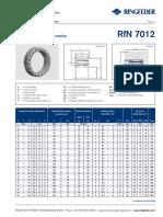 Rpt Ringfeder Locking Assembly Rfn7012 En