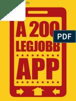 A 200 Legjobb App