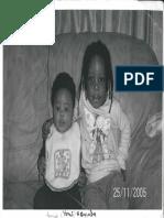 Abayomi and Oyinda