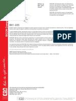 BICON Prysmian BX1 225 Electrical Joint Compound