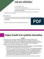 18-COURS MSI 610 Audit Assiste Ordinateur