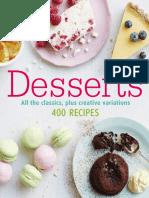 DK == DESSERTS == 400 RECIPES.pdf
