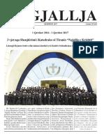 """Gazeta """"Ngjallja"""" Qershor 2017"""