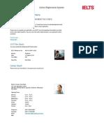 British Council IELTS Online Application