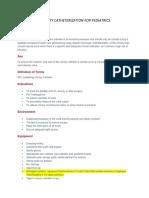 Urinary Catheterization for Pediatrics
