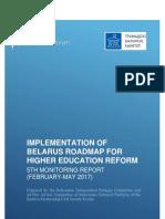 5th Bologna Report_EaP CSF