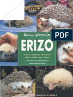 Animales Manual Practico Del Erizo FL