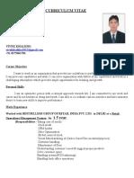 Vivek Resume