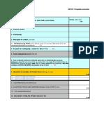 Model Buget Decizia 53 (1)