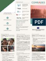 COMRADES EU Project Brochure