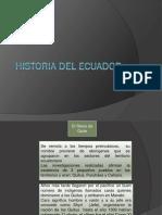 Historia Del Ecuador