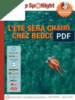 L'ÉTÉ SERA CHAUD CHEZ REDCORP!