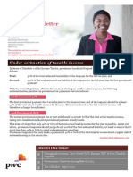 Pwc Tax First Newsletter April 2013