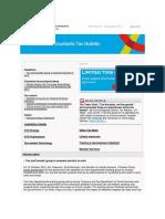 2015 Tax Bulletin Edition 40