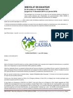 Reportages Benevolat Equateur