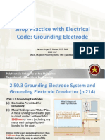 Lecture 10 Grounding Electrode