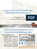 Lecture 9 Grounding and Bonding Part 2