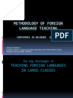 01.07.2016 a.perrot Methodology of FLT