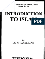 Introduction of Islam Dr. M ah