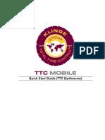 TTC Mobile User Guide Spanish
