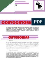 Convocatoria2010 PDF