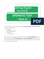 FCE+Speaking+Part+3