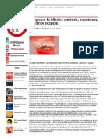 AURELLI_O Regresso Da Fábrica_ Território, Arquitetura, Operários e Capital