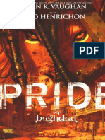 Brian K. Vaughan-Pride of Baghdad-Vertigo (2008)