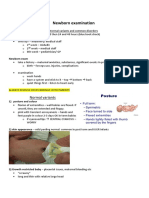 Neonatal Notes