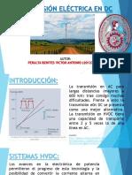 Transmisión eléctrica en DC (HVDC) e interconexión Perú-Chile