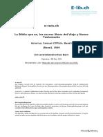 La Biblia que es los sacros libros del Viejo y Nuevo Testamento.pdf