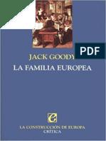 Goody-La Familia Europea