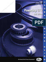PowerGrip GT2 Design Manual