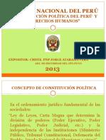 Diapositiva de c.p.p. y Ddhh 2012