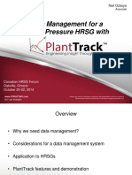 HRSG-10 Modeling With PlantTrack - Ozboya