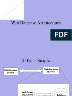 43_1Web DB Arch