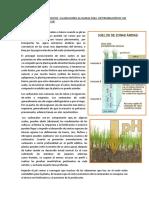 Aplicación Por El Método de Valoraciones Alcalinas Para Determinación de Los Carbonatos en Los Suelos