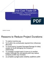 Topic6 Time Cost Trade Off