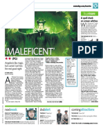 """Film Review - """"Maleficent"""""""