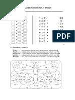 Guia de Matemática 6