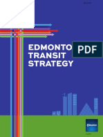 Edmonton's Transit Strategy