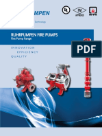 Fire Pumps Scopes UL-FM