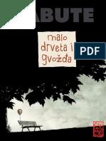 Kristof Šabute - Malo drveta i gvožđa (ogledni odlomak)