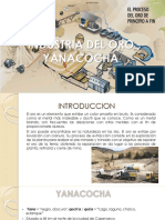 Industria Del Oro Yanacocha